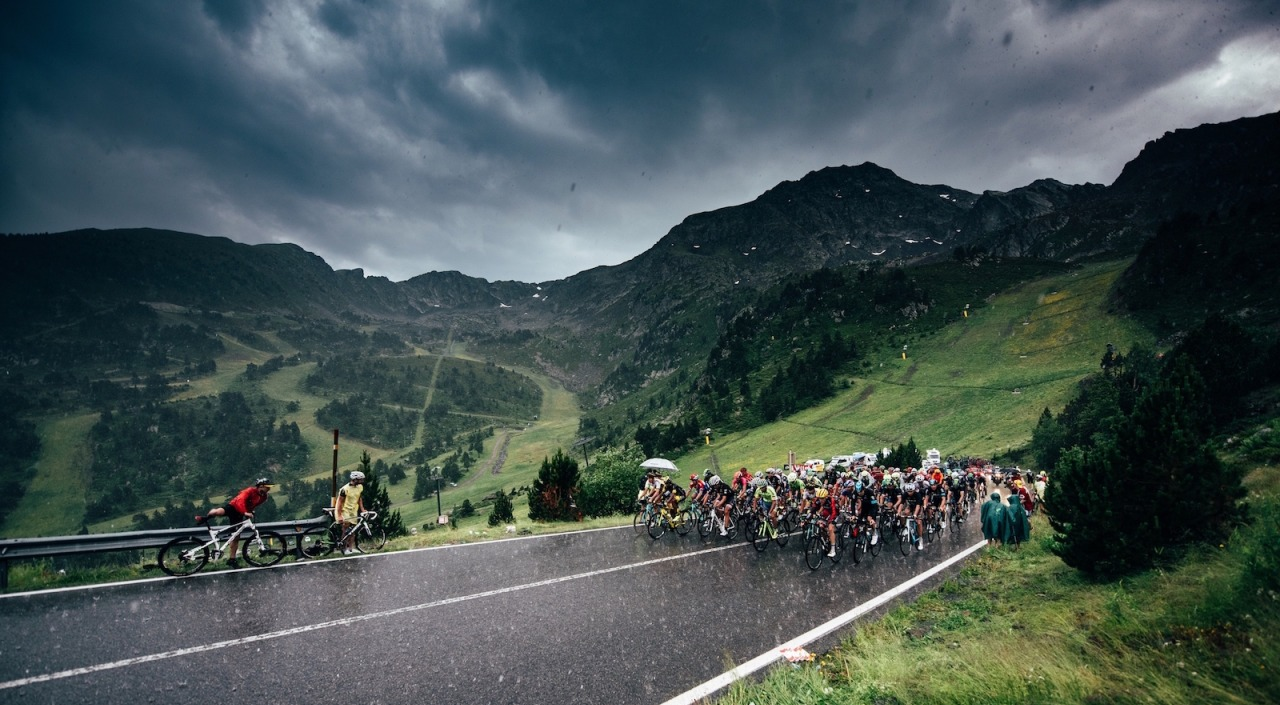 Tour de France Cycling
