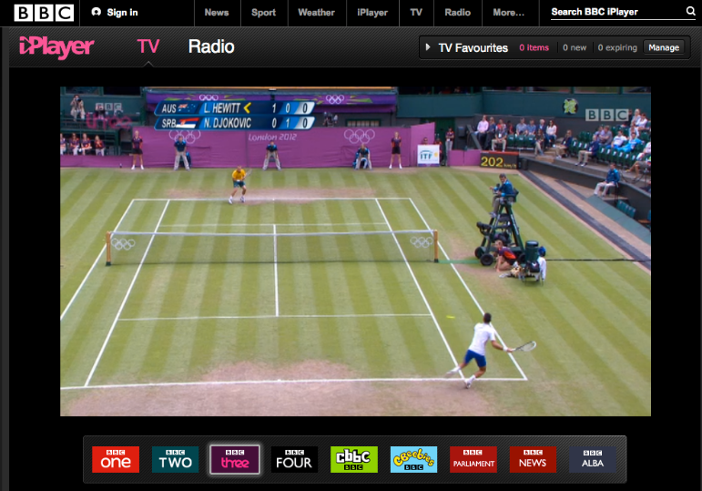 bbc live streaming