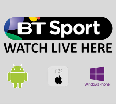 Bt Sports on mobile devices