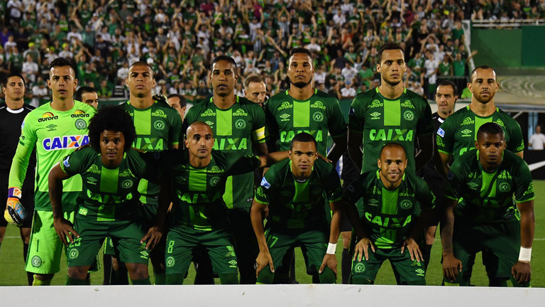 Chapecoense football club