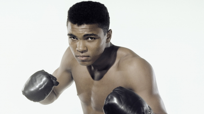 Muhammad Ali passed away
