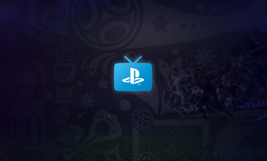 Watch FIFA World Cup On PlayStation Vue