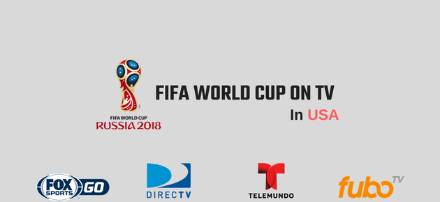 Fifa World CUP On TV in USA